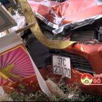 Đô Lương xảy ra vụ tai nạn giao thông