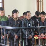 Tòa án Đô Lương mở phiên tòa xét xử vụ đánh bạc