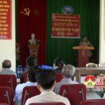 Ban liên lạc truyền thống BĐBP xã Yên Sơn tổ chức lễ kỷ niệm 58 năm ngày thành lập Công an vũ trang nay là BĐBP (3/3/1959-3/3/2017)