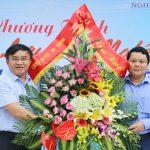 Trung tâm bảo trợ xã hội tỉnh Nghệ An tổ chức giao lưu văn nghệ nhân ngày truyền thống 25/3.
