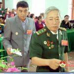 Hội CCB xã Lạc Sơn đại hội đại biểu khoá 8 nhiệm kì 2017 – 2022