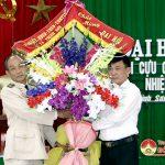 Hội CCB xã Thịnh Sơn đại hội đại biểu khoá 8 nhiệm kì 2017 – 2022