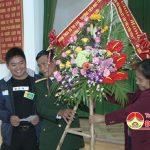 Hội CCB xã Trung Sơn đại hội đại biểu nhiệm kì 2017 – 2022