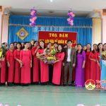 Trường tiều học xã Đặng Sơn tổ chức gặp mặt, giao lưu nhân ngày Quốc tế phụ nữ 8-3