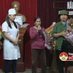 Hội phụ nữ xã Quang Sơn tổ chức thi cộng tác viên, tuyên truyền viên giỏi