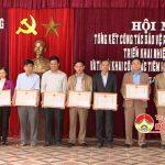 UBND huyện Đô Lương tổ chức triển khai nhiệm vụ PCCR và tiêm phòng gia súc vụ xuân