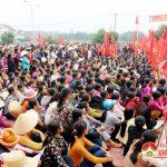 Đô Lương tổ chức chiến dịch truyền thông lồng ghép KHHGĐ