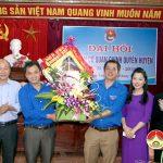 Đại hội chi đoàn cơ quan chính quyền huyện Đô Lương nhiệm kỳ 2017-2019
