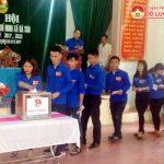 Xã Đà Sơn tổ chức đại hội đoàn thanh niên nhiệm kỳ 2017 – 2022