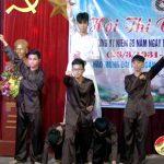 Đoàn xã Quang Sơn mít tinh kỷ niệm ngày thành lập đoàn 26/3