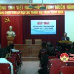 Gặp mặt cựu giáo viên trường THCS Lý Nhật Quang