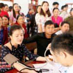 Đô Lương gần 1000 người tham gia hiến máu tình nguyện