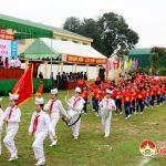 Xã Hòa Sơn tổ chức Đại hội TDTT năm 2017