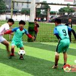 Đô Lương khai mạc giải bóng đá THPT năm 2017