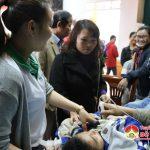 Đô Lương : Tổ chức khám sàng lọc bệnh tim cho trẻ em