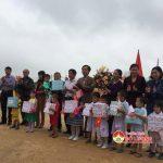 Trường mầm non Tràng Sơn tổ chức giao lưu ngày hội thể thao của bé