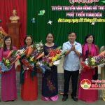 """Đô Lương tổ chức hội thảo """"tuyên truyền, vận động, hỗ trợ phụ nữ phát triển toàn diện"""""""