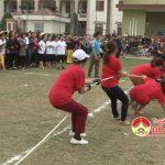 Hội phụ nữ thị trấn Đô Lương tổ chức mít tinh kỷ niệm ngày quốc tế phụ nữ