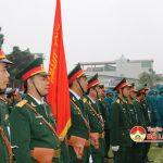Đô Lương: Ra quân huấn luyện năm 2017