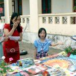 Trường tiểu học Xuân Sơn tổ chức ngày hội đọc sách
