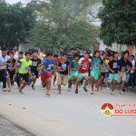 Đô Lương tổ chức giải việt dã năm 2017