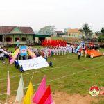 Xã Bồi Sơn tổ chức đại hội Thể dục thẻ thao năm 2017.