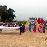 Xã Tân Sơn khai mạc Đại hội Thể dục – Thể thao lần thứ 8 năm 2017