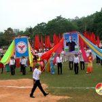 Xã Giang Sơn Đông: Đại hội thể dục thể thao lần thứ VIII năm 2017
