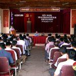 UBND huyện Đô Lương triển khai sản xuất hè thu năm 2017