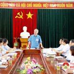 Kiểm toán nhà nước khu vực 2 kiểm toán ngân sách địa phương năm 2016 tại Đô Lương