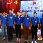 Đoàn xã Quang Sơn tổ chức đại hội nhiệm kỳ 2017 – 2022