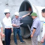 Xí nghiệp gạch tuynel Đô Lương đưa công nghệ rô bốt vào sản xuất