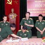 Đô Lương tổng kết công tác phòng chống thiên tai, tìm kiếm cứu nạn.