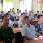 Phòng Cảnh sát PCCC số 5 tổ chức tập huấn PCCC