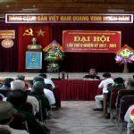 Hội chiến sỹ cách mạng bị địch bắt tù đày huyện Đô Lương tổ chức Đại hội khóa II nhiệm kì 2017 – 2021.
