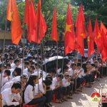 Trường Trung học Phổ thông Đô Lương I tổ chức lễ trao giải thưởng viết thư Quốc tế UPU cho em Hoàng Phú An.