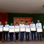 Trung tâm GDTX Đô Lương tổng kết năm học 2016 – 2017 và tri ân trưởng thành học sinh khối 12.