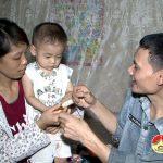 Cháu Trần Văn Anh Tài bị bệnh tim bẩm sinh, gia đình có hoàn cảnh đặc biệt khó khăn rất cần được giúp đỡ