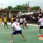 Đô Lương khai mạc giải bóng chuyền nam lễ hội Làng Sen năm 2017