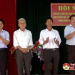 Xã Đà Sơn tổng kết 5 năm thực hiện phong trào thi đua yêu nước trong đồng bào công giáo giai đoạn 2012-2017.