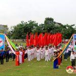 Xã Thái Sơn tổ chức Đại hội Thể dục – Thể thao lần thứ 8 năm 2017