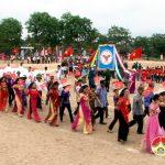 Xã Lưu Sơn tổ chức Đại hội TDTT lần thứ 8