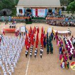 Đại Sơn khai mạc Đại hội Thể dục – Thể thao lần thứ 8 năm 2017.
