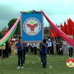 Xã Thịnh Sơn khai mạc Đại hội TDTT lần thứ 8 năm 2017.
