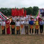 Xã Thượng Sơn tổ chức Đại hội thể dục thể thao lần thứ 8