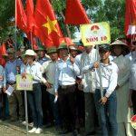 Xã Trù Sơn khai mạc Đại hội TDTT lần thứ 8 năm 2017