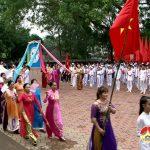 Đại Hội TDTT lần thứ 8 xã Đà Sơn