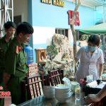 Đoàn thanh tra liên ngành tỉnh kiểm tra công tác ATTP tại huyện Đô Lương