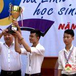 Hấp dẫn game show Thủ lĩnh học sinh của trường THPT Đô Lương II