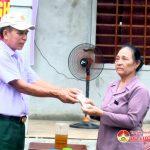 Hội nạn nhân chất độc da cam hỗ trợ nhà tình nghĩa cho gia đình ông Nguyễn Văn Sinh